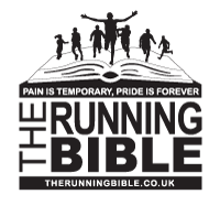 running bible logo